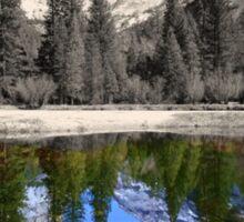 Yosemite - Mirror Lake Sticker