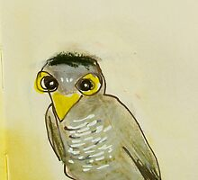 greedy myna by donnamalone