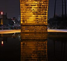 Reflections - Minneapolis  by Culrick99
