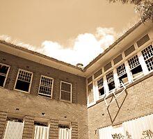 Larundel Mental Hospital, Bundoora - 4 by straylight