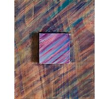 Abstract Wood Photographic Print
