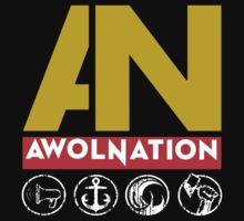 Awolnation Concert Tour by Ngandeyar