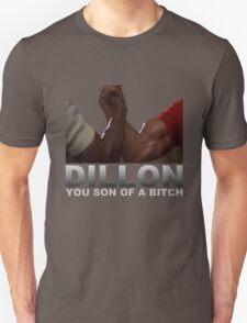 Arnold Predator Movie Dillon T-Shirt