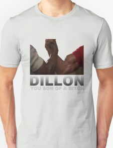 Arnold Predator Movie Dillon Unisex T-Shirt