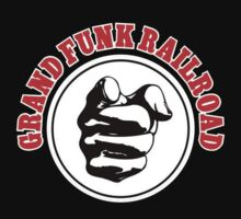 Grand Funk Railroad by Ngandeyar