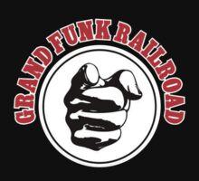 Grand Funk Railroad by Ngandeyar