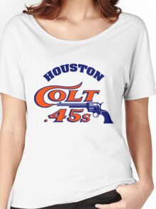 Houston Colt 45s Baseball Retro Women's Relaxed Fit T-Shirt