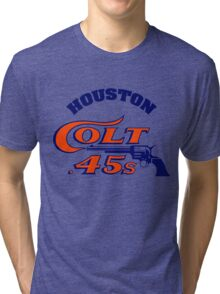 Houston Colt 45s Baseball Retro Tri-blend T-Shirt