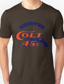 Houston Colt 45s Baseball Retro Unisex T-Shirt
