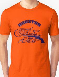 Houston Colt 45s Baseball Retro Unisex T-Shirt