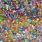 Got too much pokemon in my pocket by Chefoeuvre