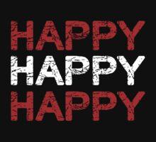 Happy Happy Happy Duck Dynasty Commander One Piece - Short Sleeve