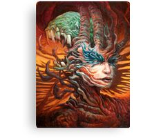 The Hithering Sleeve Canvas Print