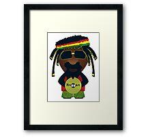 Reggae 0.1 Framed Print