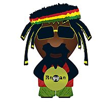 Reggae 0.1 Photographic Print