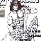 Conan  by JavierMontero