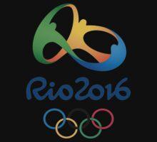 Rio De Janeiro Rio 2016 Olympics Kids Tee