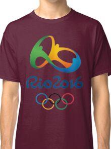 Rio De Janeiro Rio 2016 Olympics Classic T-Shirt