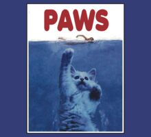 PAWS! JAWS Parody When Cats Attack by Ngandeyar