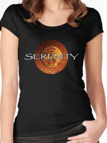Serenity Firefly Series Women's Fitted Scoop T-Shirt