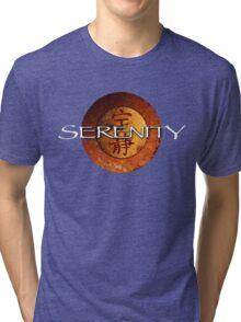 Serenity Firefly Series Tri-blend T-Shirt