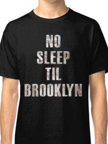 No Sleep Til Brooklyn Beastie Boys Retro Classic T-Shirt