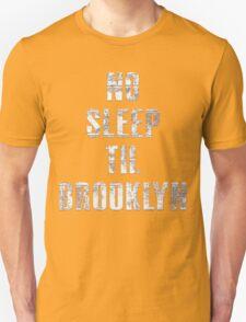 No Sleep Til Brooklyn Beastie Boys Retro T-Shirt