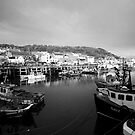 Scarborough Harbour by Amy Collinson