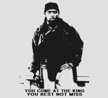 The Wire Omar Little Quote by Ngandeyar