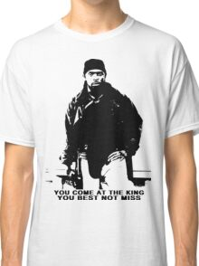 The Wire Omar Little Quote Classic T-Shirt