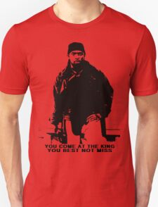 The Wire Omar Little Quote Unisex T-Shirt