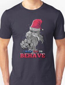 Uncle Santa Unisex T-Shirt