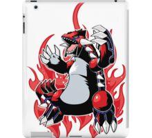 Groudon iPad Case/Skin