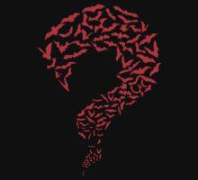 Red Riddler Bats - Sheldon Big Bang Theory Kids Tee