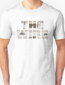 The Wire - HBO TV T-Shirt