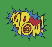 Kapow One Piece - Short Sleeve