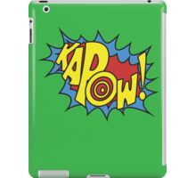 Kapow iPad Case/Skin
