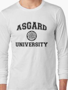 Asgard University Long Sleeve T-Shirt