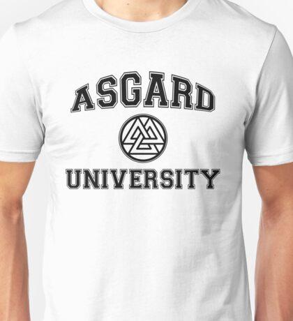 Asgard University Unisex T-Shirt