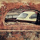 Junkyard Window by Odd-Jeppesen