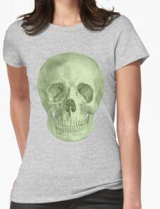 Albinus Skull 03 - Zombie Attack - Black Background T-Shirt
