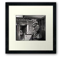 Gordon Ingate & Gretel II Framed Print