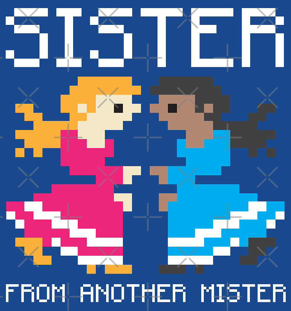 Sister From Another Mister  by RetroReview