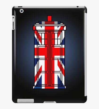 Dr Who - The Jack Tardis Pad iPad Case/Skin