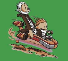 Calvin And Hobbes A Less Civilized Age One Piece - Short Sleeve