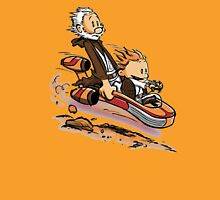 Calvin And Hobbes A Less Civilized Age Unisex T-Shirt