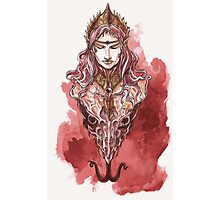 Red Prince Photographic Print
