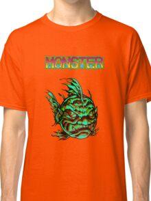 Monster Face Fish 2013 Classic T-Shirt