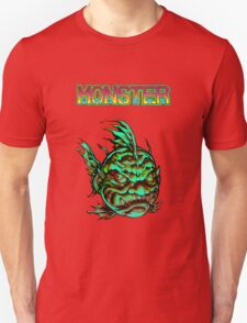 Monster Face Fish 2013 Unisex T-Shirt