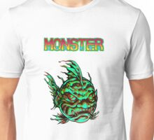 Monster Face Fish 2013 Unisex T-Shirt